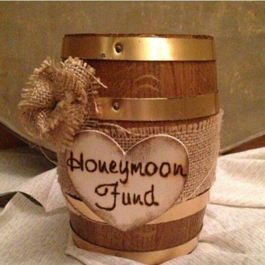Honeymoon savings