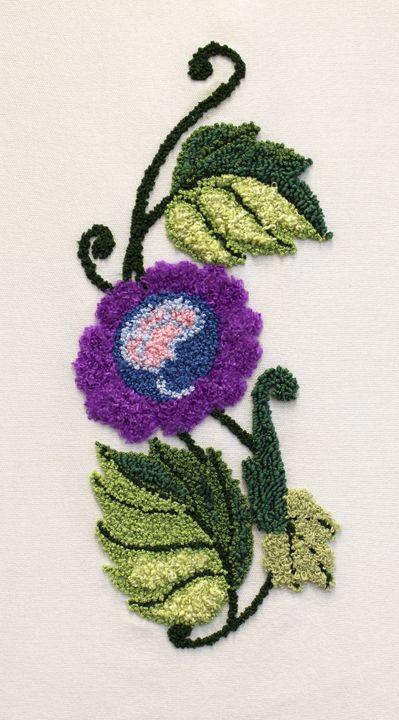 punch needle embroidery | Punch Needle Embroidery
