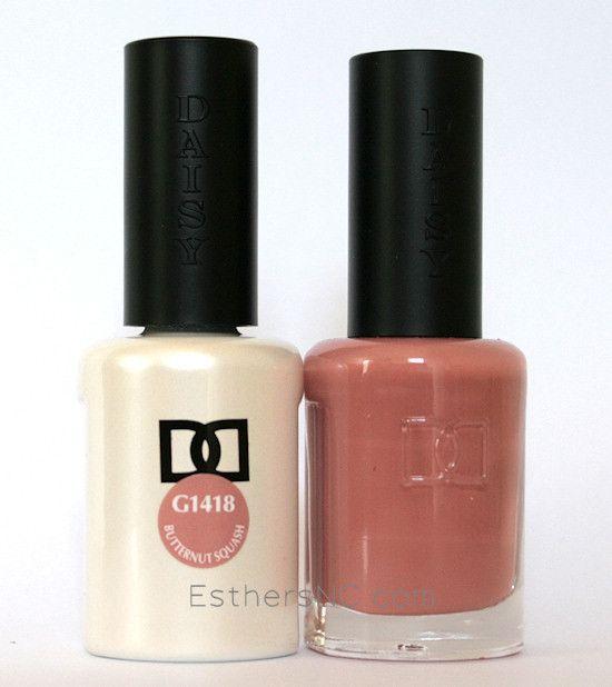 Esther's Nail Center - Daisy Gel Polish Butternut Squash 1418, $12.95 (http://www.esthersnc.com/nail-polish/daisy-gel-polish/daisy-gel-polish-butternut-squash-1418/)