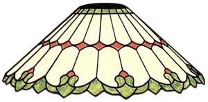 Art Nouveau Lamp Pattern-the first one i will try