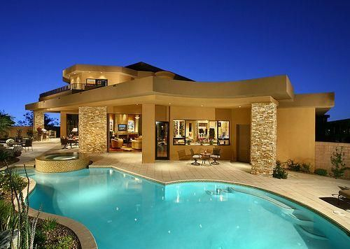93 awesome big rich houses dream homes pinterest for Big beautiful mansions