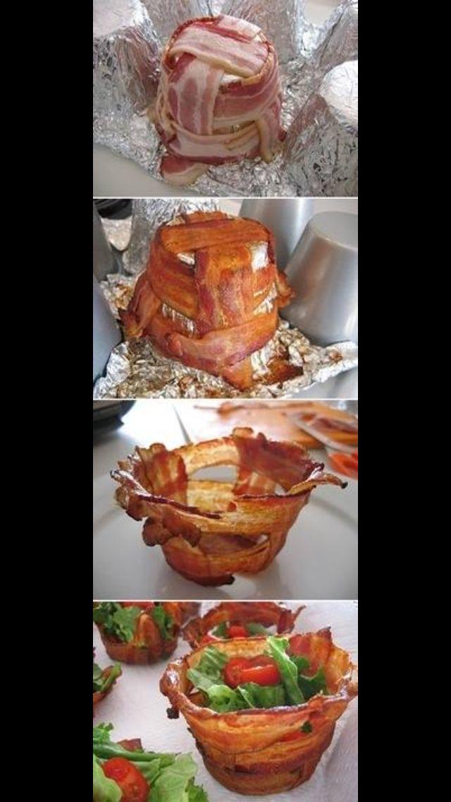 Bacon kurv