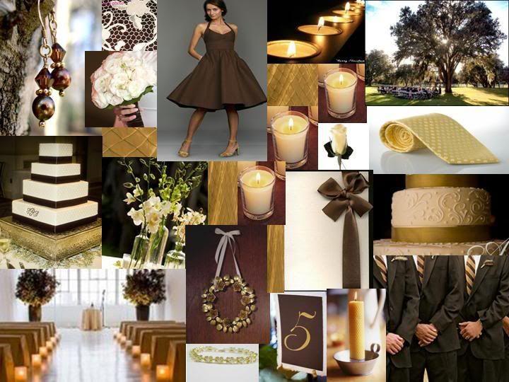 Brown Ivory Ferrari Wedding Pinterest Colors And Fall