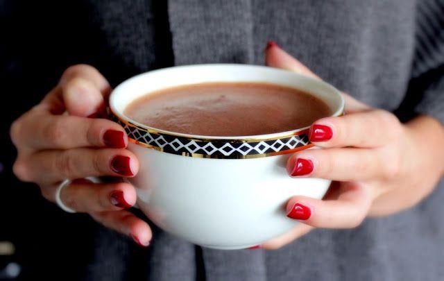 Nutella Hot Chocolate 2.0