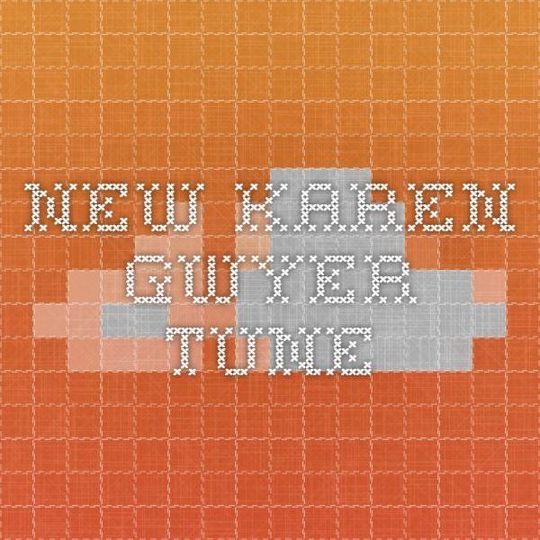 new Karen Gwyer tune