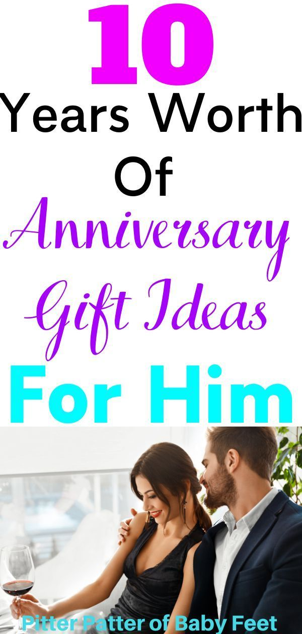 10 Years Of Traditional Modern Anniversary Gifts For Him In 2020 Modern Anniversary Gifts Anniversary Gifts For Him Anniversary Ideas For Him