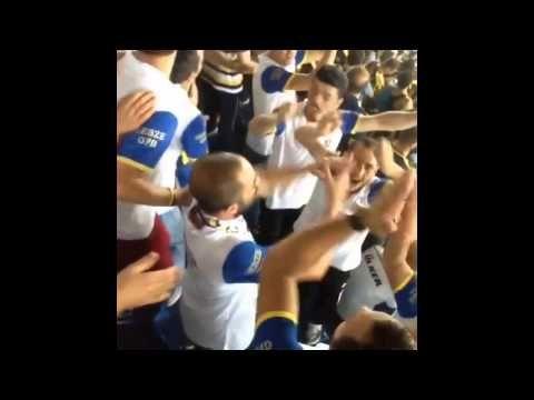 Fenerbahçe 2 0 Eskişehirspor | Tribün Görüntüleri - Okul Açık - YouTube