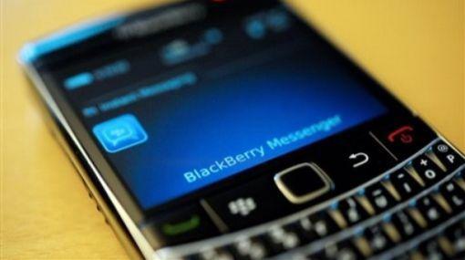 Canadiense BlackBerry cae en números rojos en el tercer trimestre.