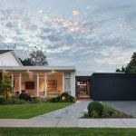 A 1960s House Is Given A Contemporary Update With More Space For Living