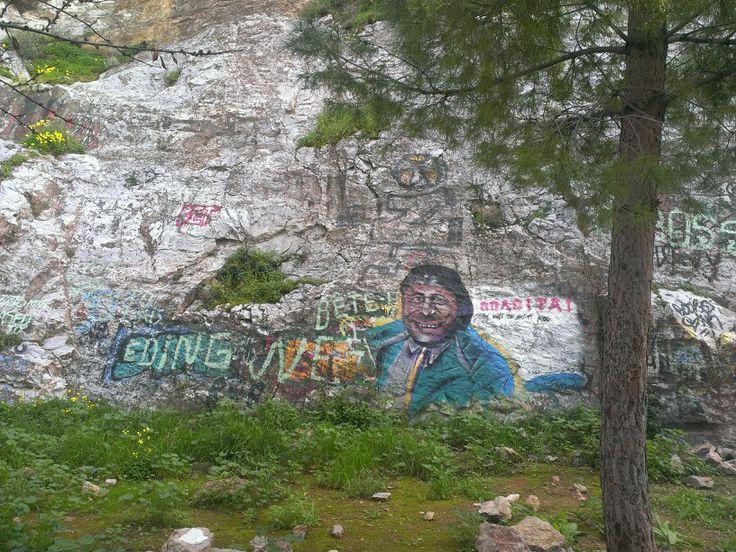 Ζωγραφικη στην Αλεπότρυπα