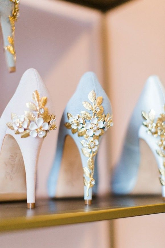 An Accessory Evening At Love Bridal Boutique Wedding Heels Blue