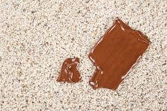 So, kids and couch met snack time? No problem. Here's how to remove chocolate stains from your upholstery and furniture.