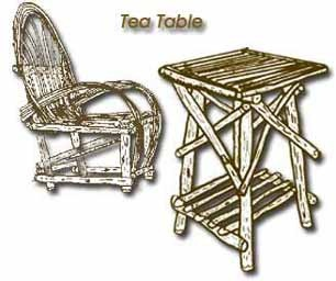 98 Best Willow Furniture Assortment Images On Pinterest