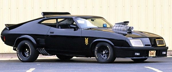 Ford Interceptor | ... la Ford Falcon XB Coupe de 1973 nommée 'interceptor` dans Mad Max