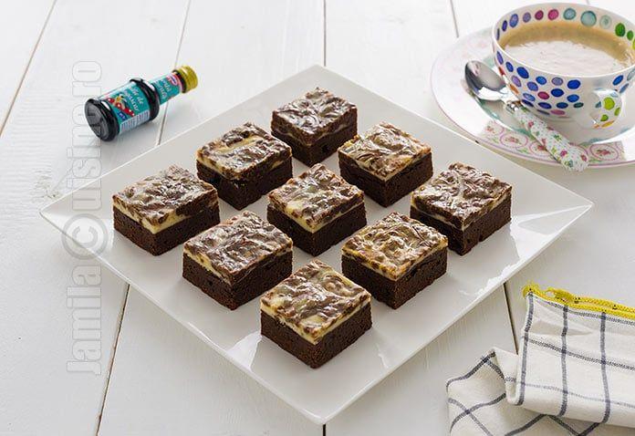 Reteta brownie cheesecake este minunata daca sunteti iubitori de ciocolata. Dupa cum ii spune si numele, aceasta prajitura este o combinatie intre brownie.
