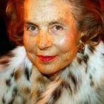 Liliane Bettencourt   L'Oreal     2013     22.7 billion
