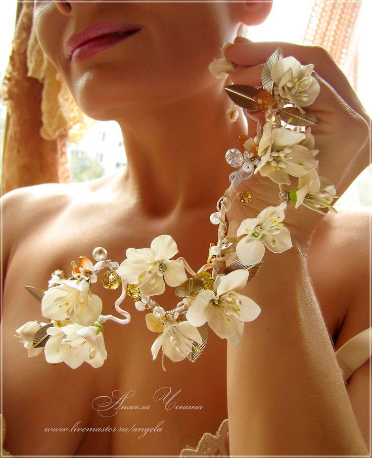 #Wedding #Headpiece #Ideas свадебный цветочный венок, венок для невесты