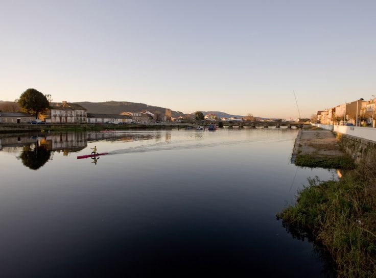 Pontecesures, Pontevedra, Camino Portugués