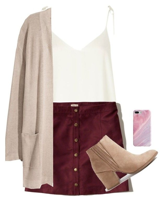"""Untitled #39"" by sunshinesmiley520 on Polyvore featuring River Island, Hollister Co., Kofta and Recover"