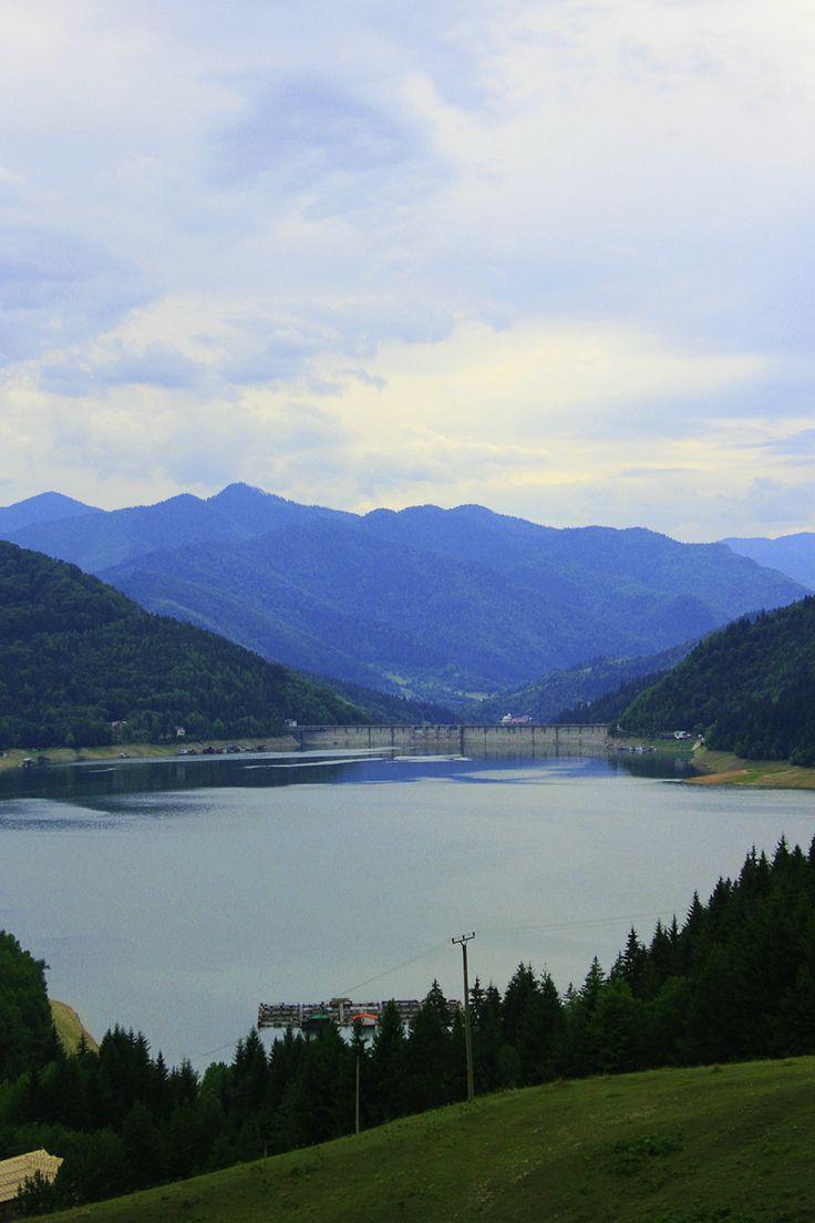 Barajul Bicaz (Bicaz Dam), Romania