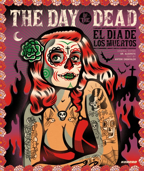 An explosive collection of amazing contemporary lowbrow and kustom art inspired by the Mexican Day of the Dead. http://amzn.to/NFa8a6 $29.15