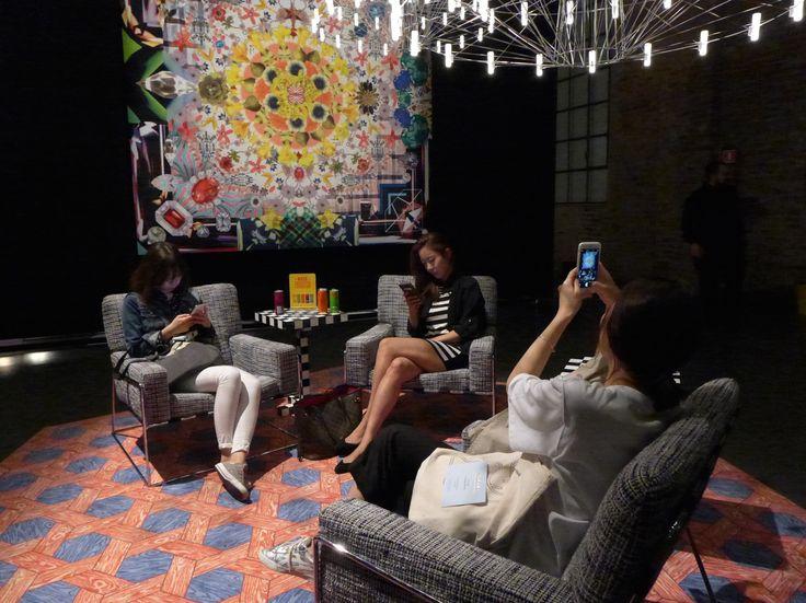 Fuori Salone 2015 Milan Downtown Furniture Fair - Moooi