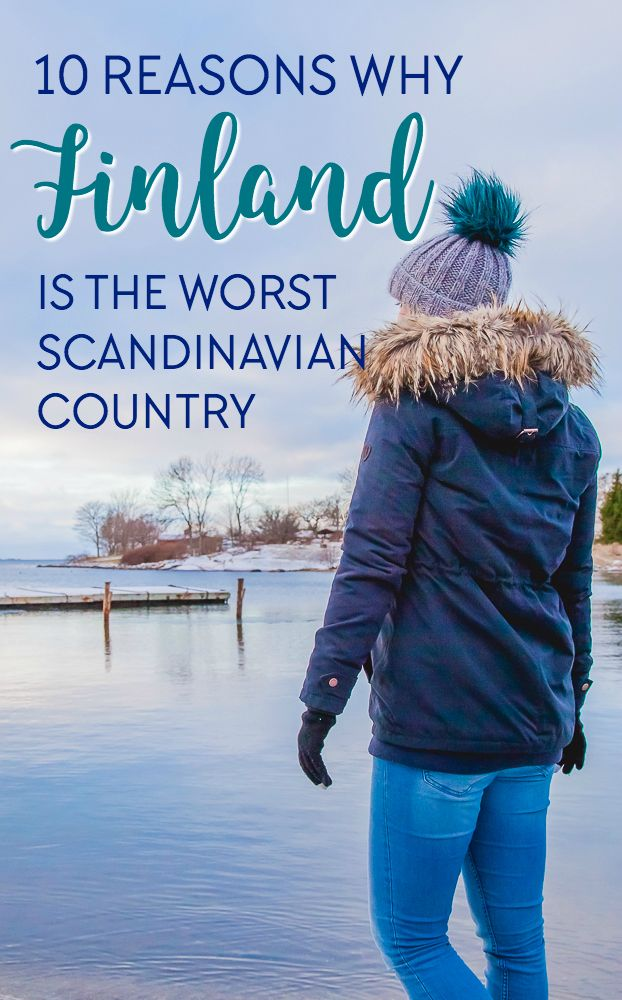 10 reasons why Finland is the worst Scandinavian country