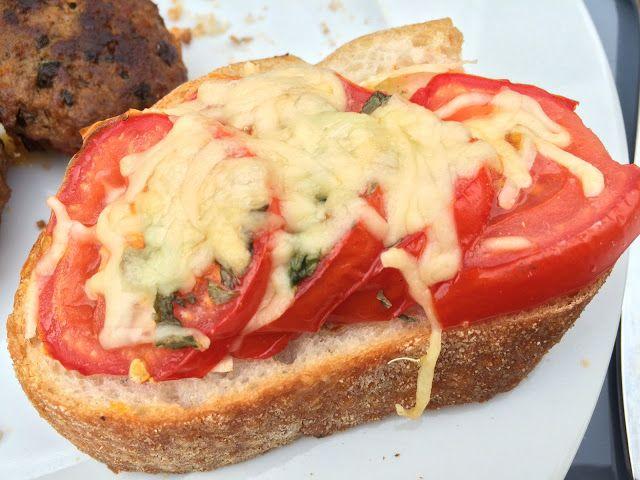 Italiaanse tomatenbroodjes, je krijgt meteen het vakantiegevoel