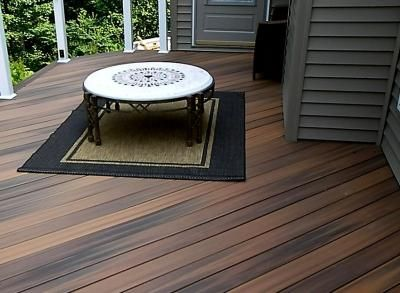 Fiberon Decking Ipe Composite #deck Flooring With Hidden Fastener System.