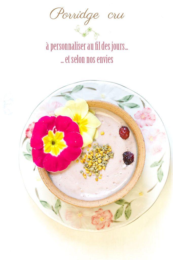 Comment concevoir son porridge & le personnaliser ♡