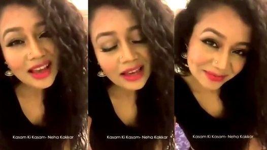 Humko Pyaar Hai Sirf Tumse Neha Kakkar With Images Neha Kakkar Video Selfie