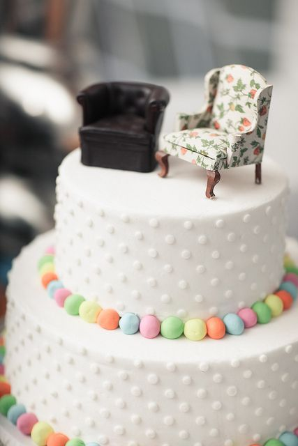 UP! wedding cake toppers!