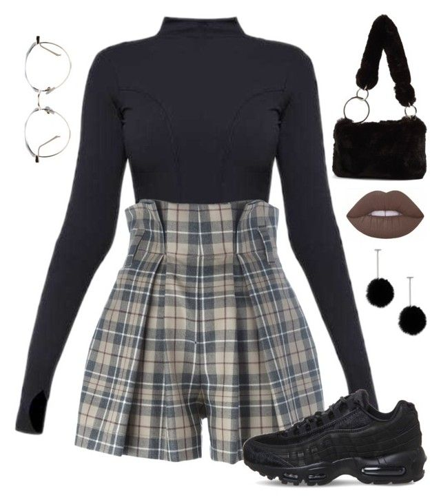 """""""Untitled #580"""" by za-r-ia ❤ liked on Polyvore featuring Ivy Park, Topshop, Vivienne Westwood Anglomania, NIKE and tuleste market"""