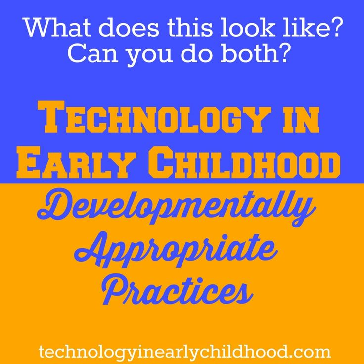 Developmentally Appropriate Practices and Technology In Early Childhood (Technology In Early Childhood)