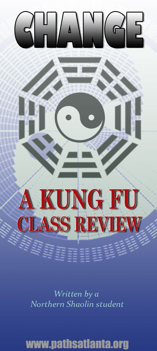 In-depth review of a Northern Shaolin Kung Fu class from one of the students…