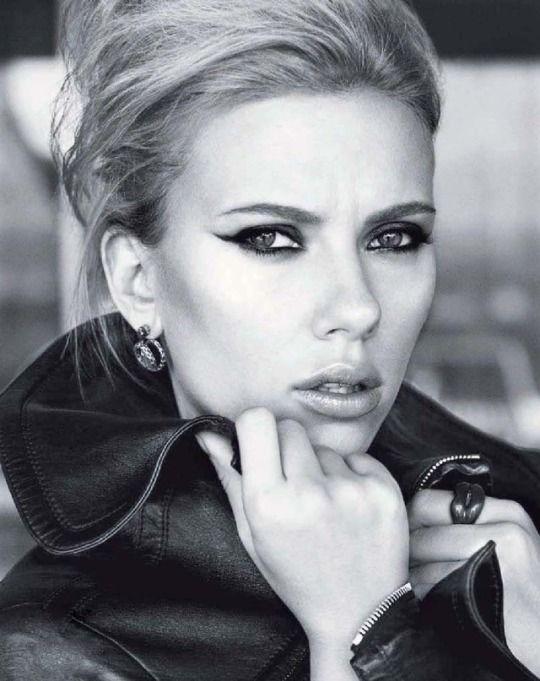 Scarlett Johansson for Be 105 France 2012 - Dolce&Gabbana