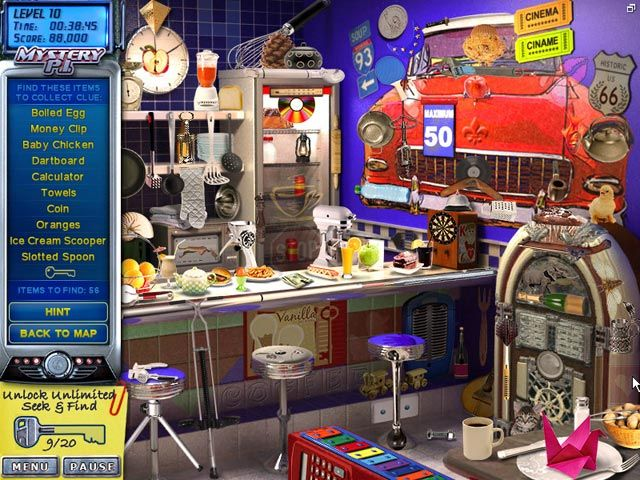 find hidden objects games free download