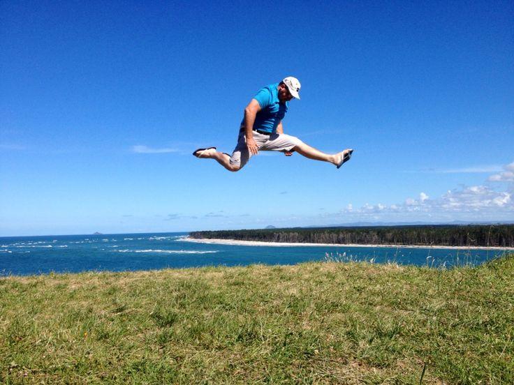 Bowentown Heads Jump NZ