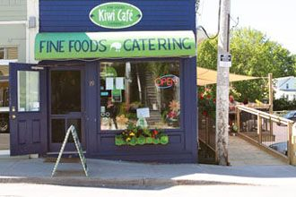 Welcome to The Kiwi Cafe, the place to meet and eat in the heart of the village of Chester, Nova Scotia. At the Kiwi Café, we're seriously passionate about good food and good coffee. We offer international themes with interesting flavours and the freshest of local ingredients. Enjoy delicious, homemade baked treats, wonderful soups and lunches, and our famous all-day breakfast. http://www.kiwicafechester.com/