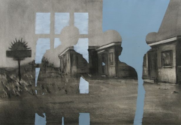 New Narrative, New Form: British Painter Tom Keevill http://shar.es/SQ0ix