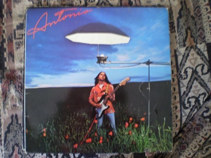 LP. ANTONIO FLORES. PROMOCIONAL DE 1980