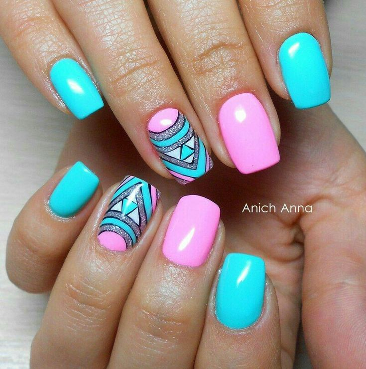 Tribal Nail Art: Best 25+ Tribal Nail Designs Ideas On Pinterest