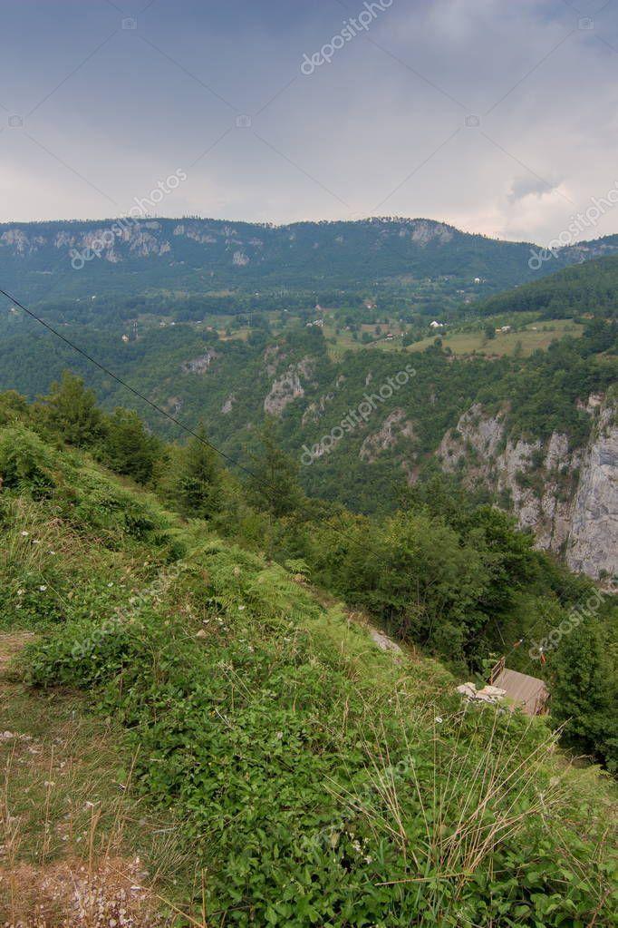 Mountain Landscape Montenegro Durdevica Tara Arc Bridge Mountains Stock Sponsored Montenegro Durdevica Mountain Landscape Landscape Mountain Photos