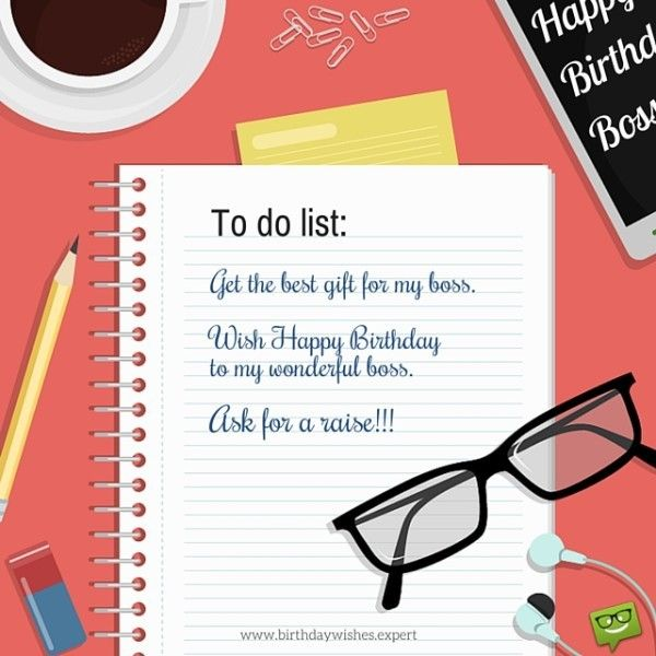 Happy Birthday Wishes To My Boss Quotes: Best 25+ Boss Birthday Ideas On Pinterest