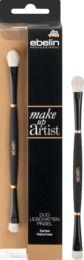Professional Make-up Artist Duo-Lidschattenpinsel 1St