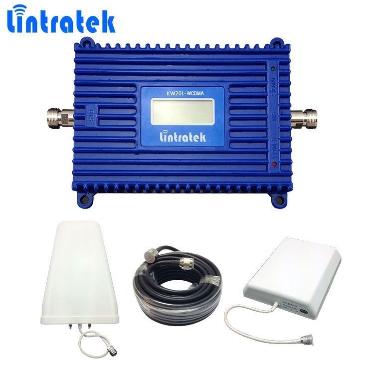 (64.99$)  Buy here  - Lintratek W-CDMA 2100mhz Signal Booster 70db 3G Mobile Phone Signal Repeater UMTS 2100 LCD Display 3G Booster with 3G Antenna