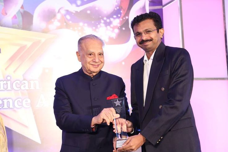 CH Robinson Awarded For Corporate Leader of the Year in an American Co. Operating in India. Representative receiving the award: MR. ARUNPRAKASH THOMAS, Director Finance - South Asia, C. H. Robinson#iacc#indoamericanchamberofcommerce #mumbaievent #awardfunction #corporateawards #businessawards #bizworld #business #corporatelife#iaccindia