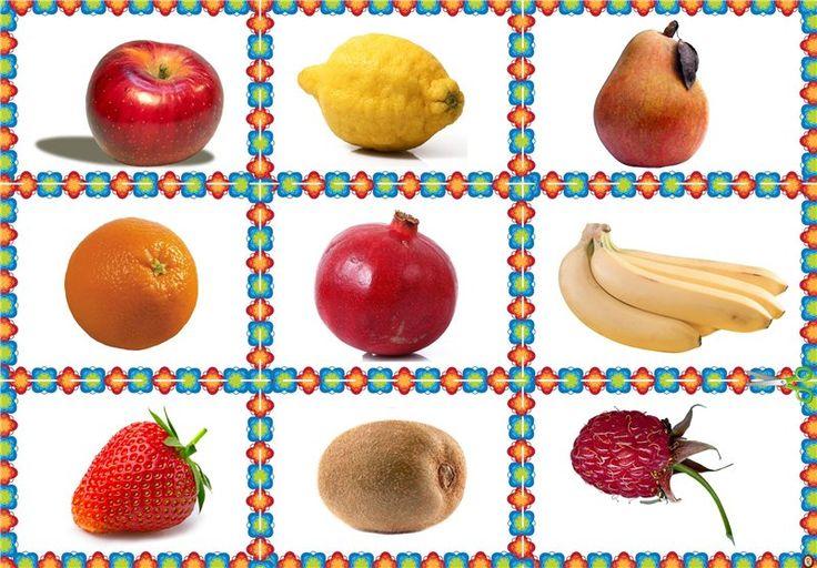 Овощи и фрукты картинки для садика
