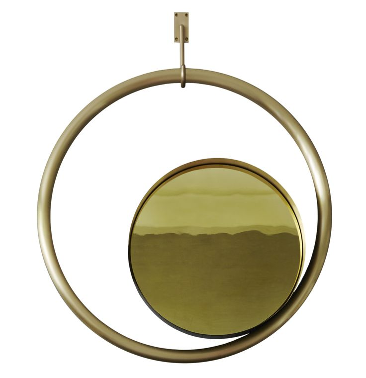 Buy Solina Mirror  by Divya & Victoria Group - Made-to-Order designer Accessories from Dering Hall's collection of Transitional Mirrors