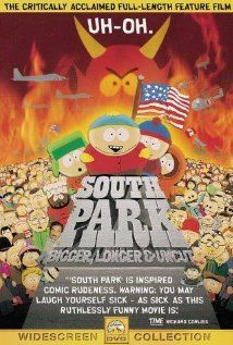 South Park: Bigger Longer & Uncut - South Park holds no punches and the movie did not disappoint.